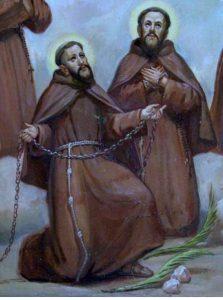 blessed agathange de vendome Martyrs of Gondar