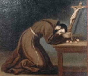 SAINT BERNARD LATINI OF CORLEONE