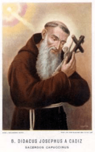BLESSED DIEGO JOSÉ DE CÁDIZ