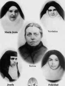 BLESSED MARIA TERESA FERRAGUD ROIG