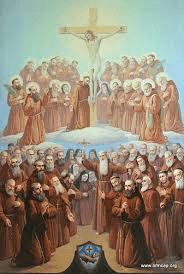 All Saints of the Seraphic Order