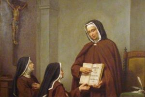 Foundress of Capuchin Poor Clares
